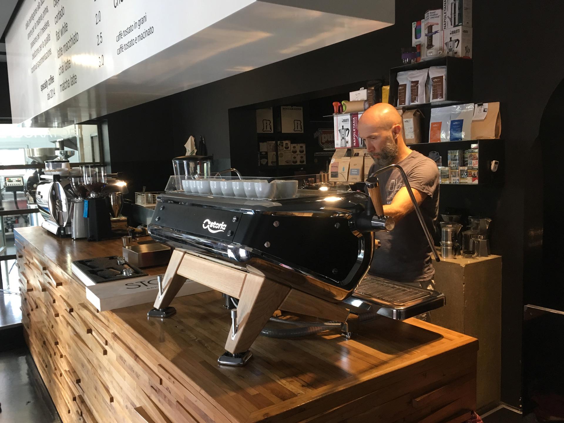 Astoria festeggia la Giornata Internazionale del Caffè a Treviso!